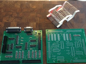 Assembled MasterCard and the DIY MasterCard