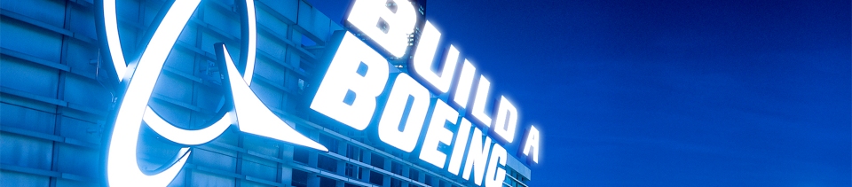 Build a Boeing