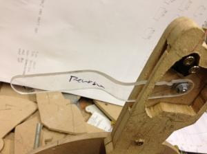 Reverser handle