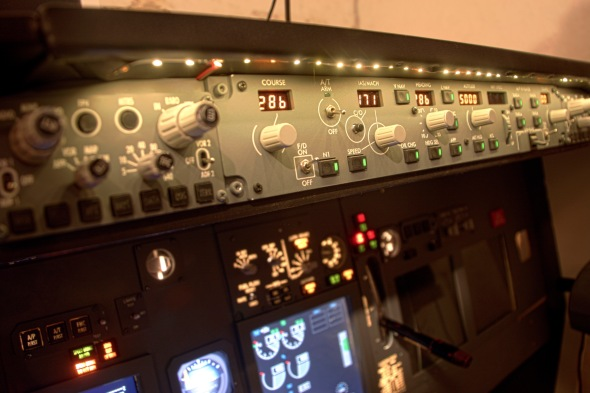 Autopilot and EFIS unit